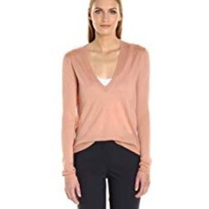 Theory | Silk Cashmere Sweater Yulia V Fine S